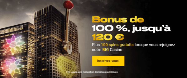 bwin be casino bonus